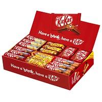 Nestlé Mega-Snack-Pack mit 68 Schoko-Riegeln (2,8 kg)