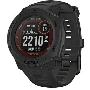 GARMIN Instinct Solar Tactical Smartwatch schwarz 010-02293-03