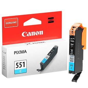 Canon CLI-551 C cyan Tintenpatrone