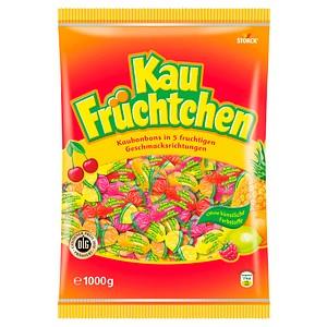 STORCK Kau Früchtchen Kaubonbons 1,0 kg
