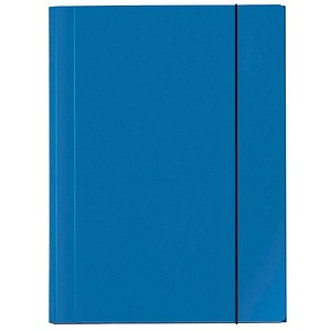 VELOFLEX Sammelmappen VELOCOLOR® DIN A4 blau