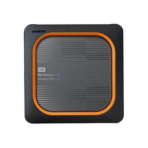 externe Festplatte My Passport Wireless SSD von Western Digital