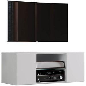 VCM my media TV-Lowboard Jusa 95 weiß