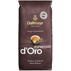 Dallmayr Kaffee ESPRESSO d'Oro Espressobohnen 1,0 kg