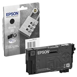 EPSON 35 / T3581 schwarz Tintenpatrone