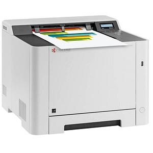 KYOCERA ECOSYS P5021cdw KL3 Farb-Laserdrucker grau