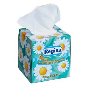 Regina Kosmetiktücher Kamillentücher 56 Tücher