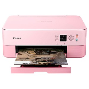 Canon PIXMA TS5352 3 in 1 Tintenstrahl-Multifunktionsdrucker pink