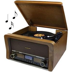 soundmaster NR50 HiFi-Anlage 2x 7 W RMS