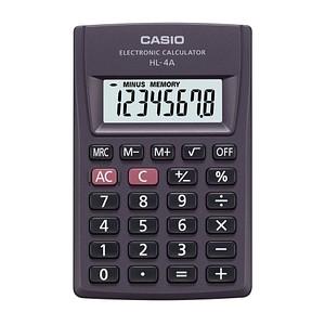 CASIO HL-4A Taschenrechner