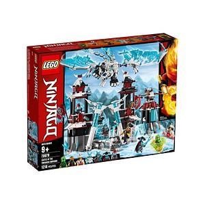 LEGO® Ninjago 70678 Festung im ewigen Eis Bausatz