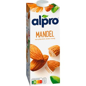 alpro® ORIGINAL Mandeldrink 1,0 l