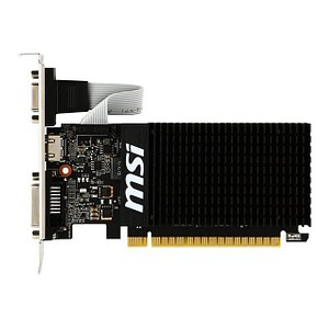 msi GeForce GT 710 Grafikkarte 2.048 MB GDDR3 64 Bit V809-2000R