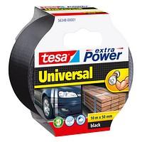 tesa extra Power® Gewebeband schwarz 50,0 mm x 10,0 m 1 Rolle