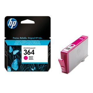 HP 364 (CB319EE) magenta Tintenpatrone