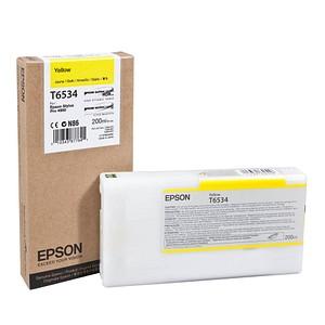 EPSON T6534 gelb Tintenpatrone