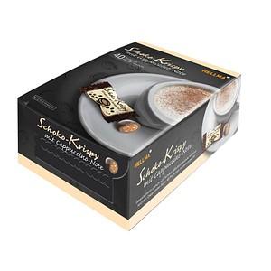 HELLMA Schoko-Krispy Schokolade 40 St.