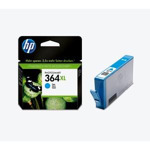 HP 364XL (CB323EE) cyan Tintenpatrone
