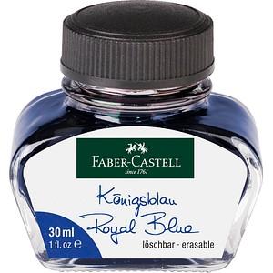 FABER-CASTELL 149839 Tintenfass königsblau 30,0 ml