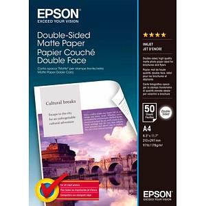 EPSON Fotopapier S041569 DIN A4 matt 178 g/qm 50 Blatt