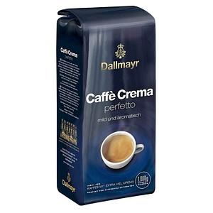 Dallmayr Kaffee Caffè Crema perfetto Kaffeebohnen 1,0 kg