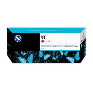 HP 91 (C9468A) magenta Tintenpatrone