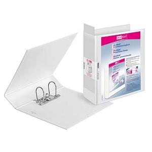 VELOFLEX VELODUR® Präsentationsordner weiß Kunststoff 8,5 cm DIN A4