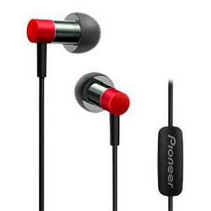 Pioneer SE-CH3T-R In-Ear-Kopfhörer rot