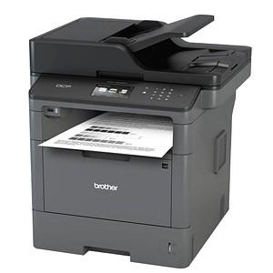 brother DCP-L5500DN 3 in 1 Laser-Multifunktionsdrucker grau
