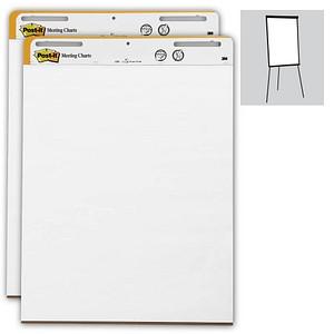 Post-it® Flipchart-Papier blanko MC559