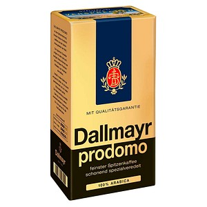 Dallmayr Kaffee prodomo Kaffee, gemahlen 500,0 g