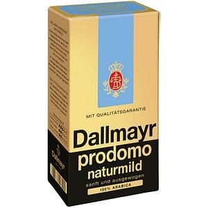 Dallmayr Kaffee prodomo naturmild Kaffee, gemahlen 500,0 g