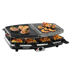 Cloer 6435 Raclette-Grill