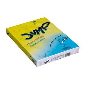 JUMP Laserpapier FARB-LASER DIN A4 100 g/qm 250 Blatt