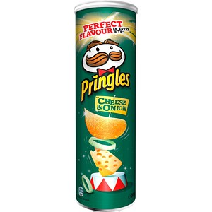 Pringles CHEESE&ONION Chips 200,0 g