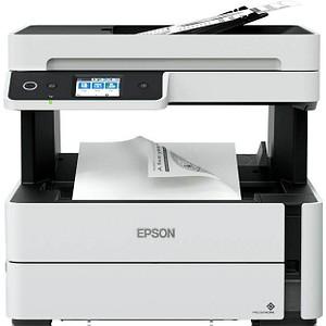 EPSON EcoTank ET-M3180 4 in 1 Tintenstrahl-Multifunktionsdrucker weiß
