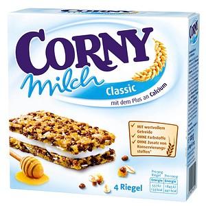 CORNY milch Classic Müsliriegel 4 Riegel