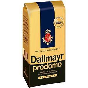 Dallmayr Kaffee prodomo Kaffeebohnen 500,0 g