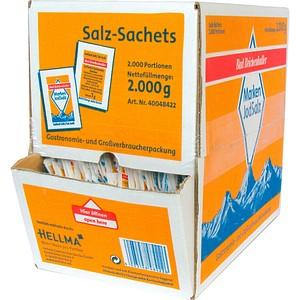 Bad Reichenhaller Marken Jodsalz 2000 St.