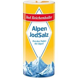 Bad Reichenhaller Alpen Jodsalz 500,0 g