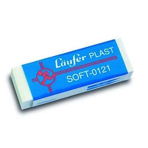 Läufer Radiergummi Plast Soft