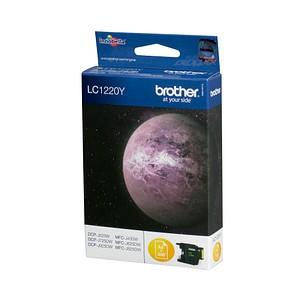 brother LC-1220Y gelb Tintenpatrone