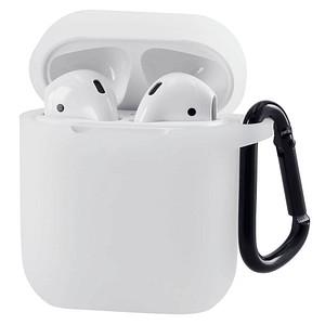 hama Schutzh uuml lle f uuml r Apple AirPods 1. und 2. Generation transparent