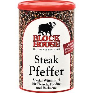 BLOCK HOUSE® Gewürze Steakpfeffer 200,0 g
