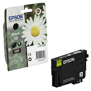 EPSON 18 / T1801 schwarz Tintenpatrone