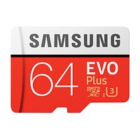Speicherkarte microSDXC-Card EVO Plus von SAMSUNG