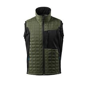 MASCOT® unisex Thermoweste CLIMASCOT grün Größe XS