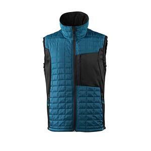 MASCOT® unisex Thermoweste CLIMASCOT blau Größe XL