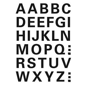 36 HERMA Klebebuchstaben 4163 Buchstaben A-Z