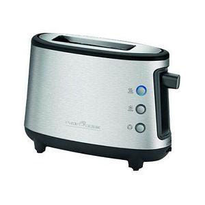 ProfiCook PC-TA 1122 Toaster silber